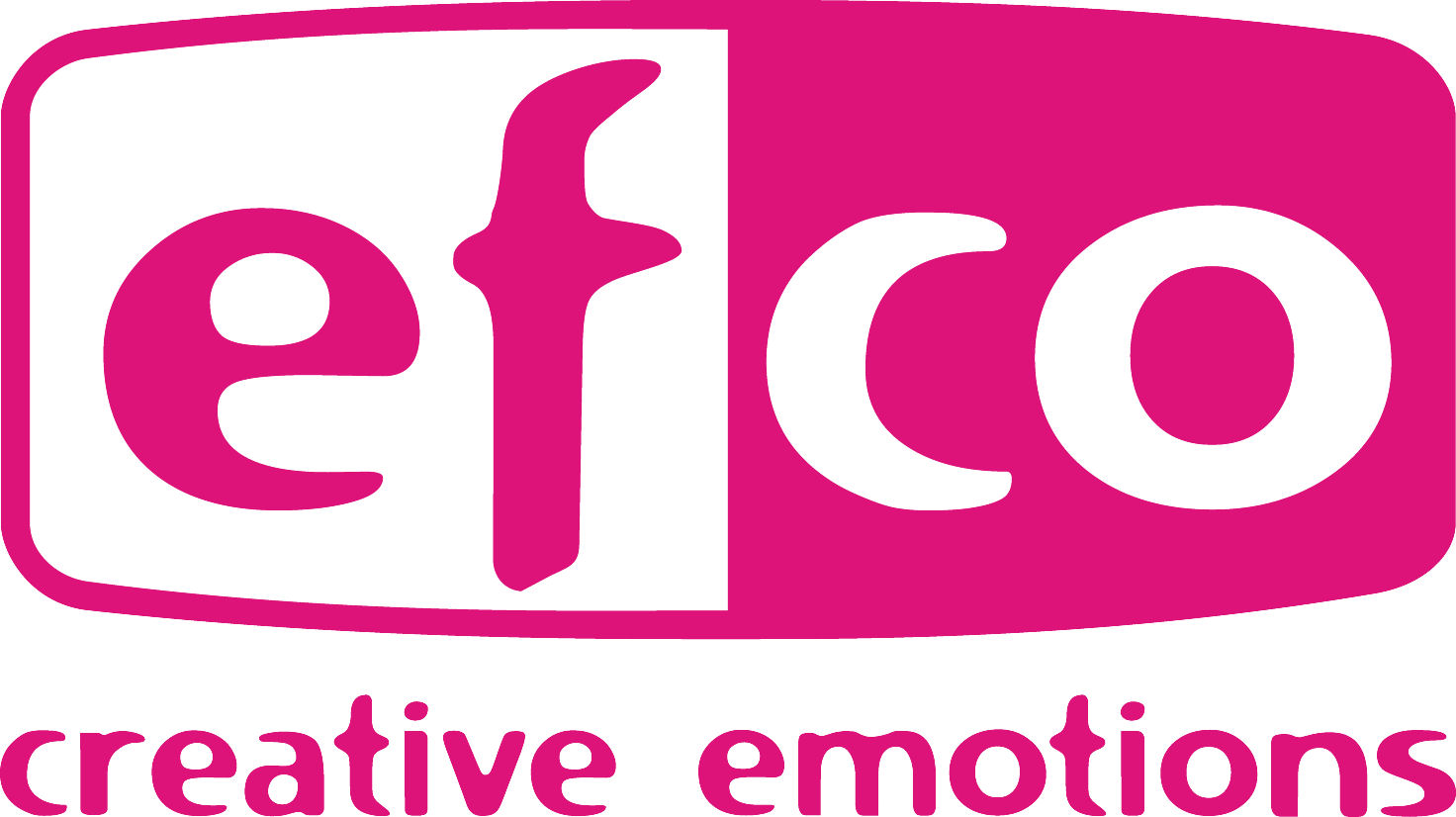 EFCO creativ emotions Magenta klein